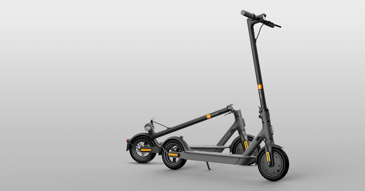 Patinete Xiaomi Mi Electric Scooter 1s