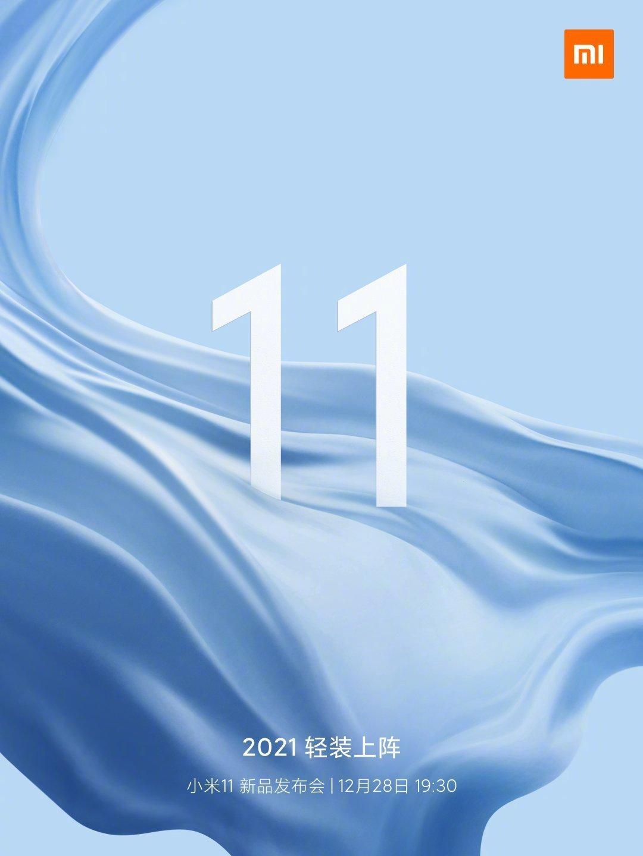 Presentación Mi 11