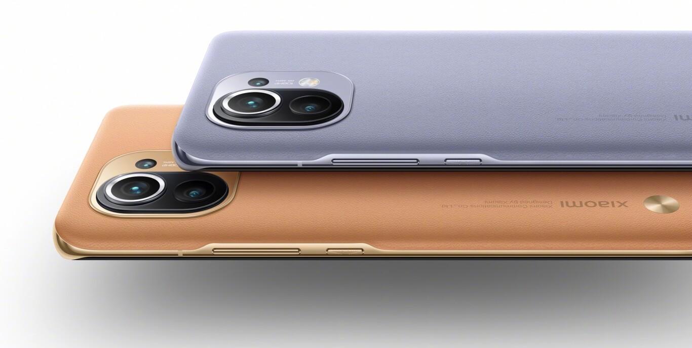 Trasera Xiaomi Mi 11