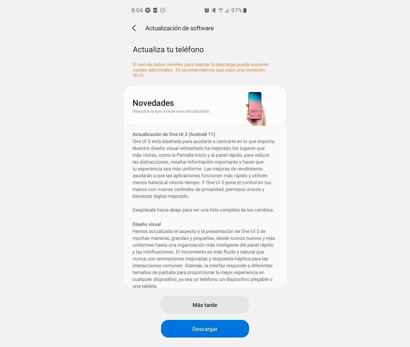Android 11 Para Galaxy S10 Comunidad De Samsung