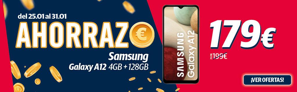 Carrusel 1024x320 Ahorrazo 25a31 01 Samsung Galaxy A12