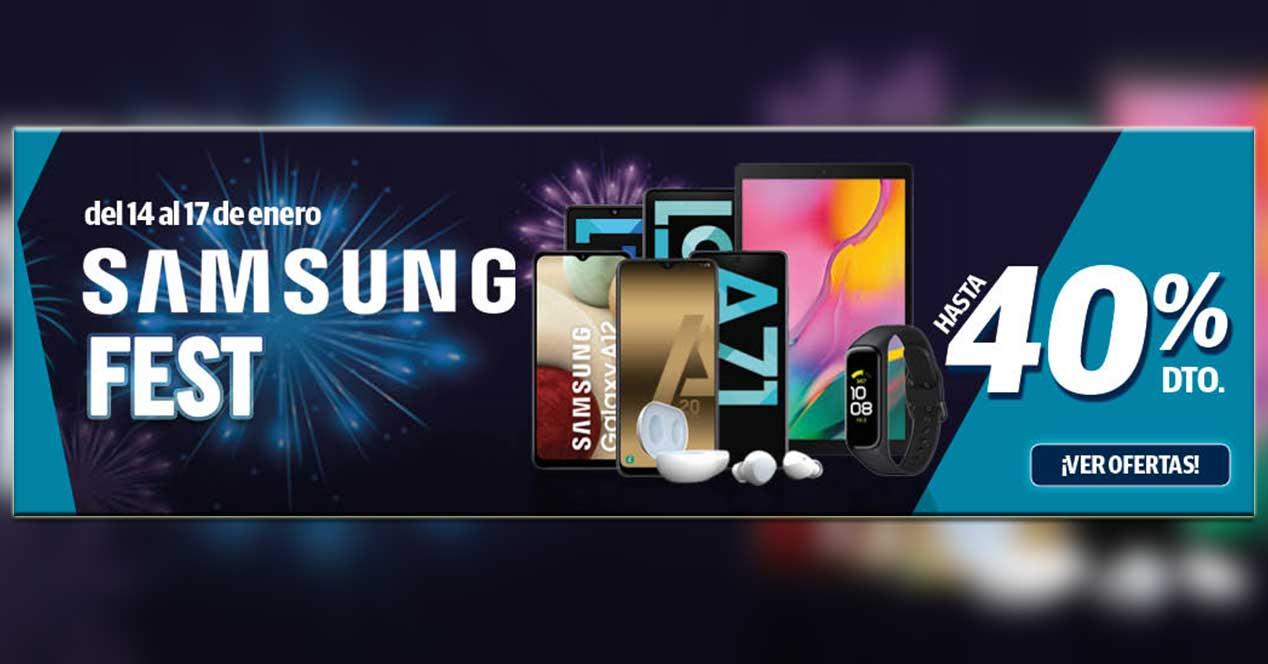 Samsung Fest Del 14 Al 17 De Enero
