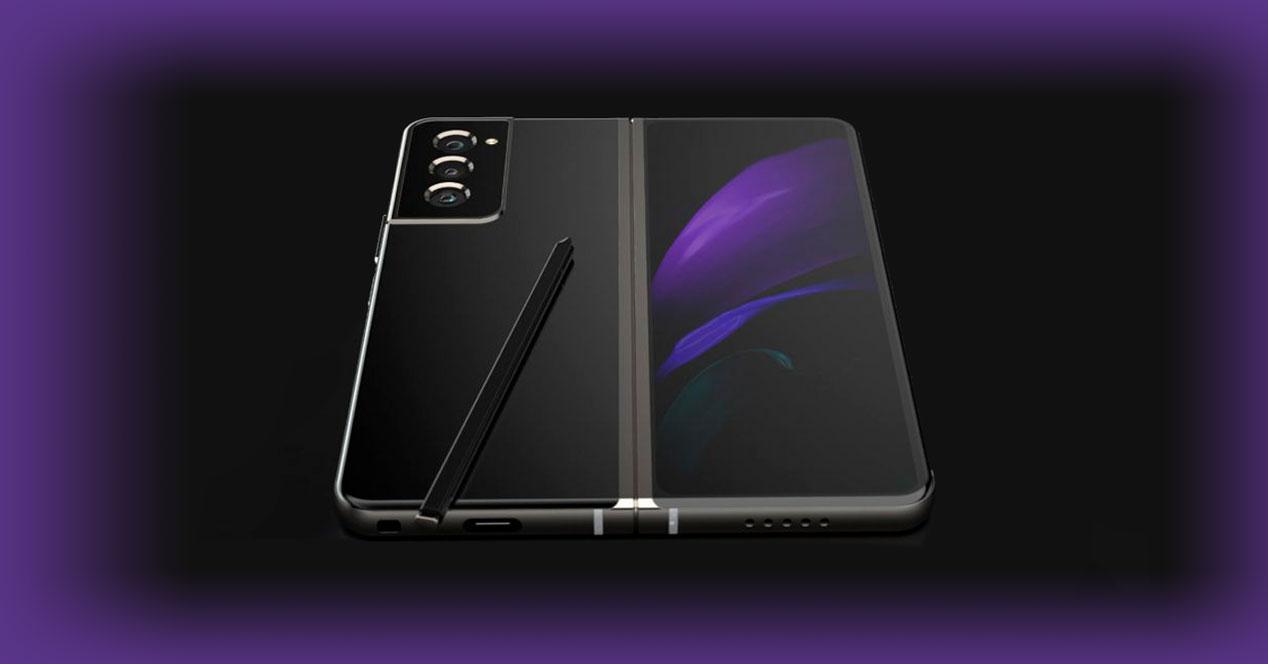 Samsung Galaxy Z Fold 3 Spen