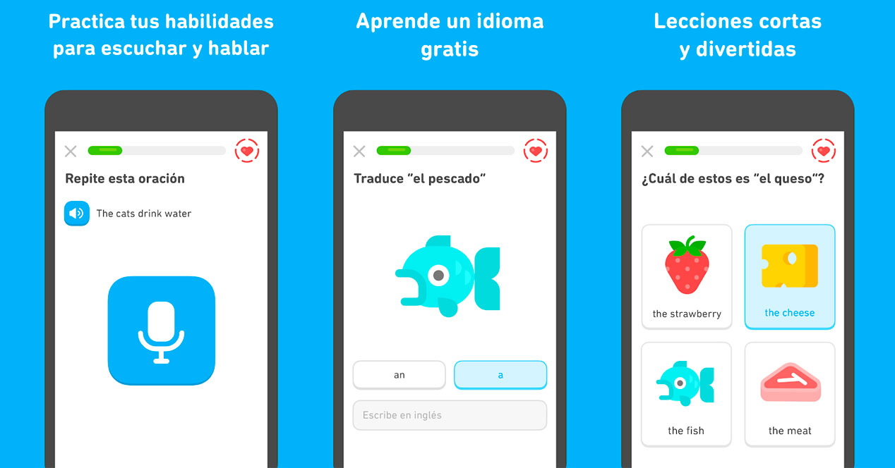 Aprender Idiomas App