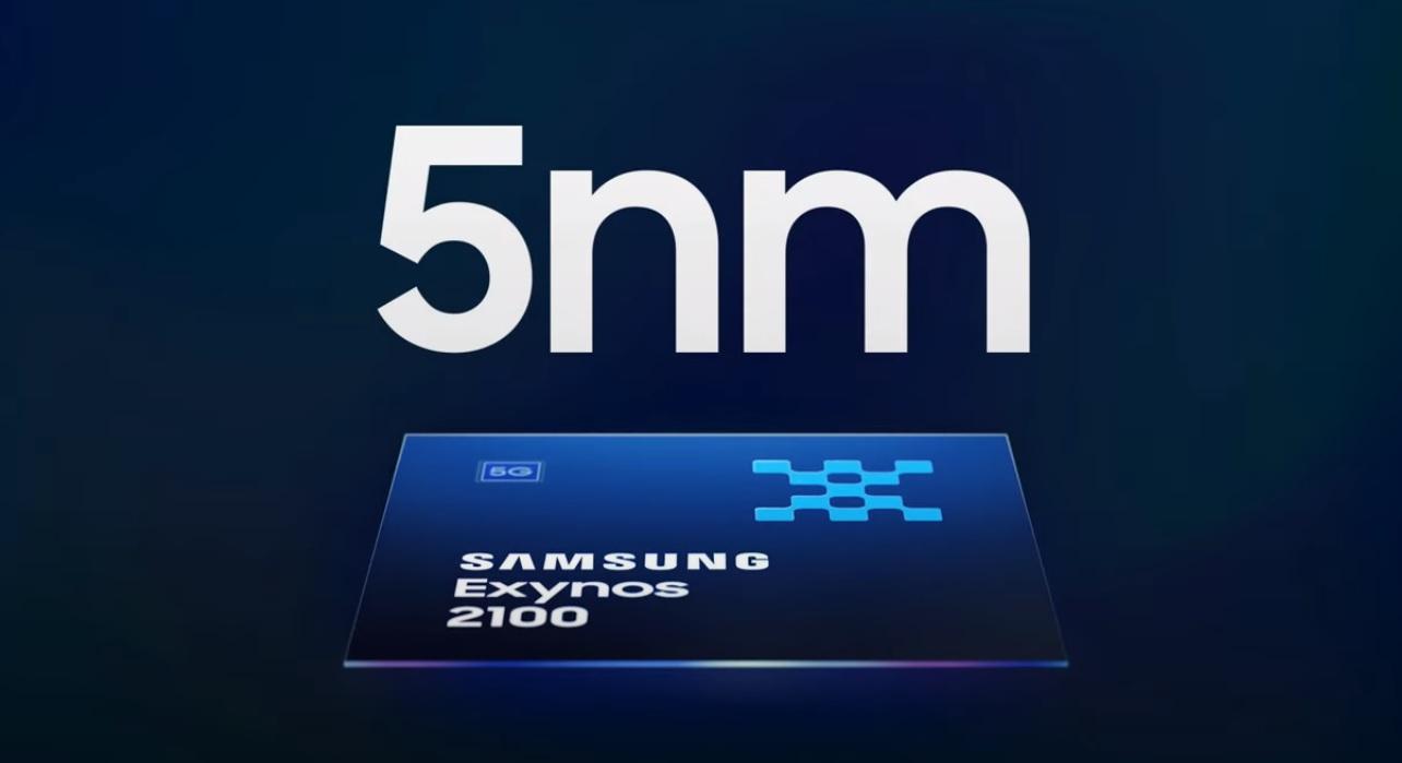 Exynos 2100 5 Nm