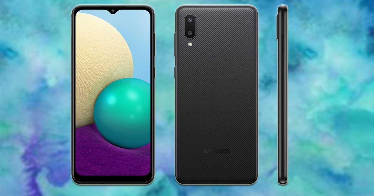 Nuevo Samsung Galaxy A02