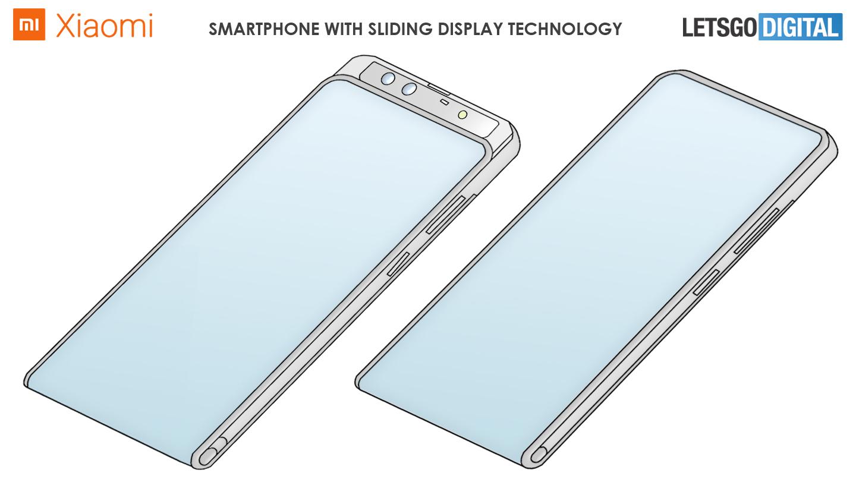Xiaomi Smartphone Oprolbaar Display