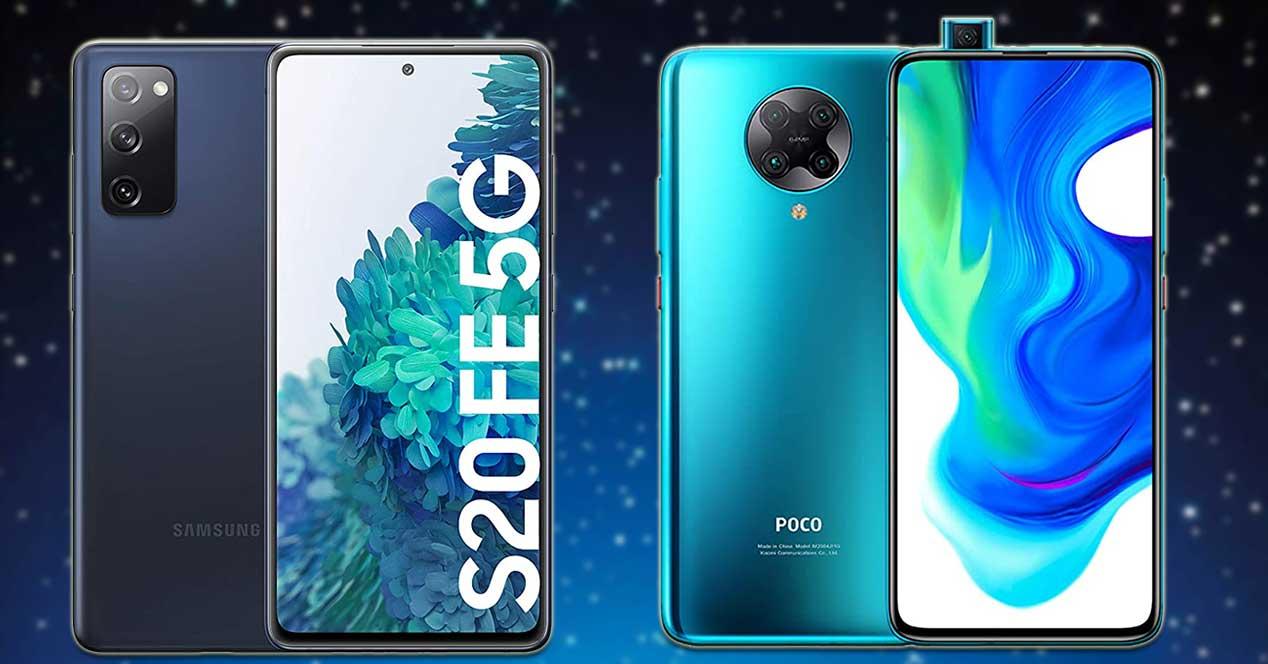 Galaxy S20 Fe 5g Vs Poco F2 Pro