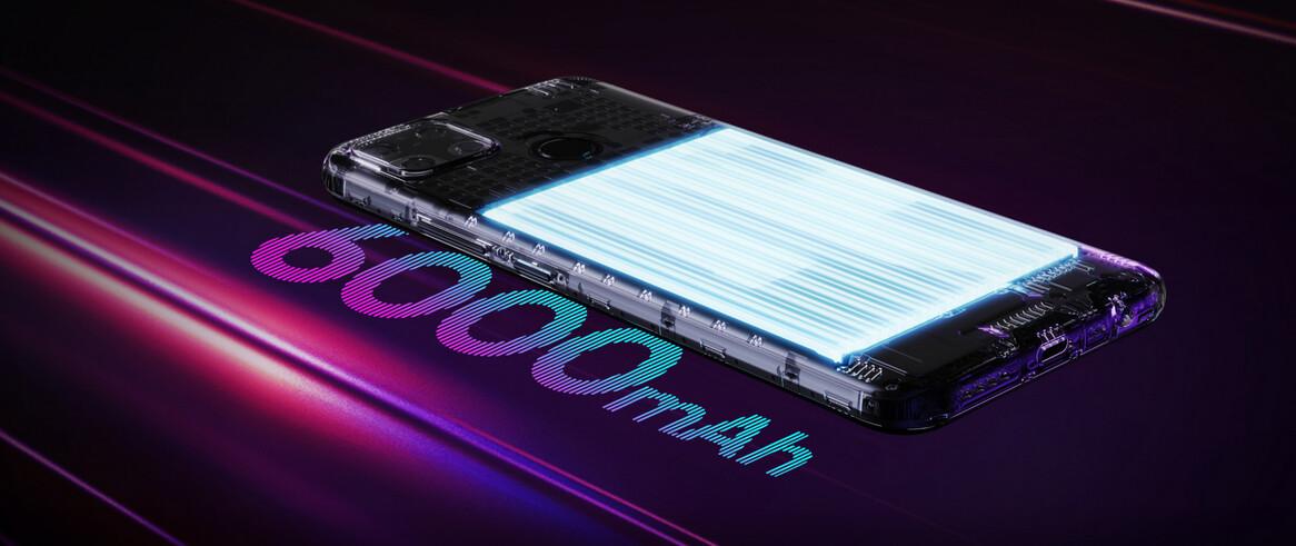 Bateria Realme Narzo 30a