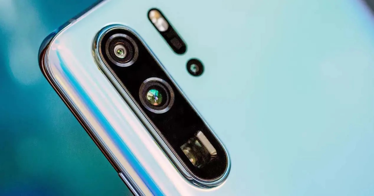 Huawei P30 Pro Camaraa
