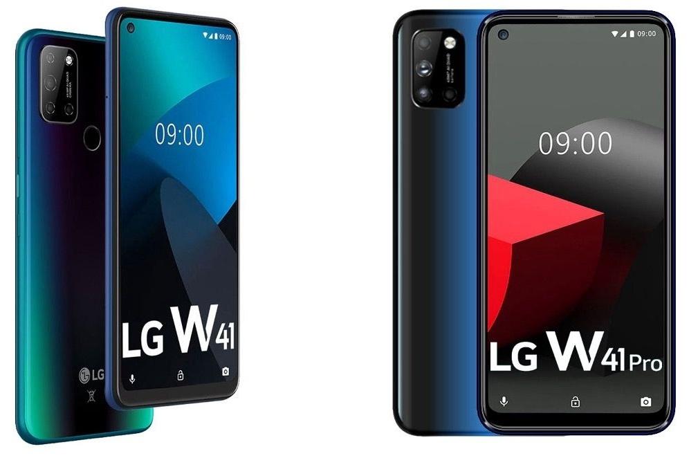 Lg W41 Series 01
