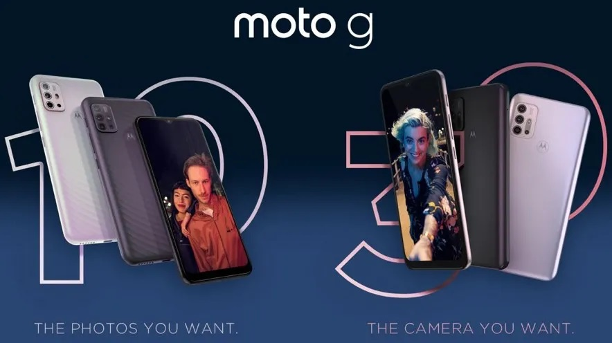 Moto G10 Y Moto G30