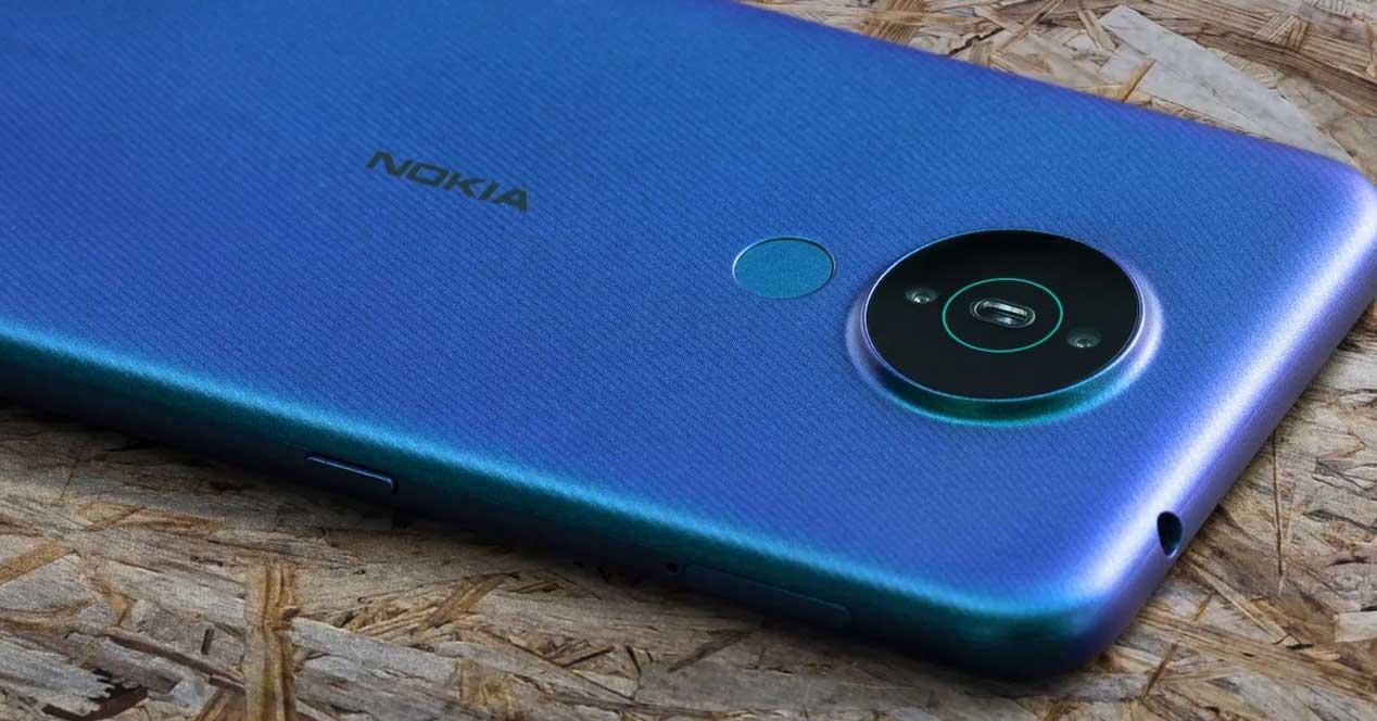 Trasera Nokia 1.4