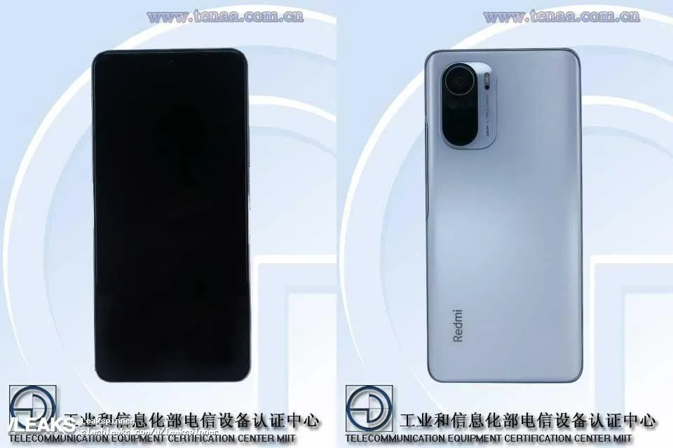 Xiaomi Redmi K40 And K40 Pro Key Specs And Pictures Leaked By Tenaa 810
