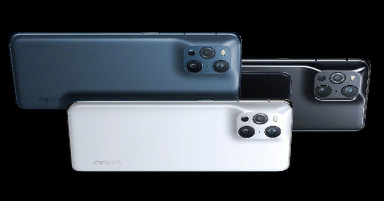Oppo Find X3 Pro Colores 02