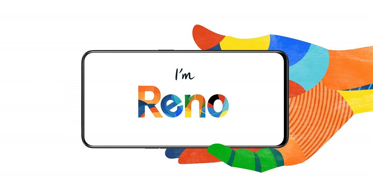 Oppo Reno 05