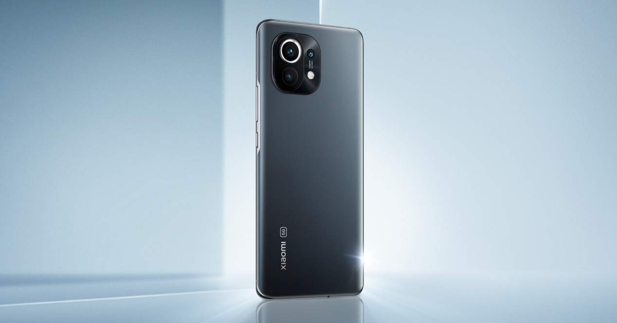 Xiaomi Mi 11 Gris