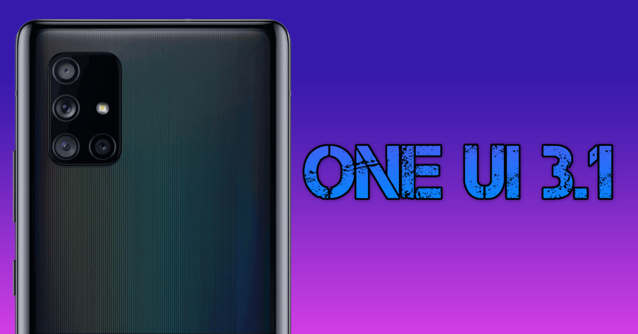 Galaxy A71 One Ui 3.1