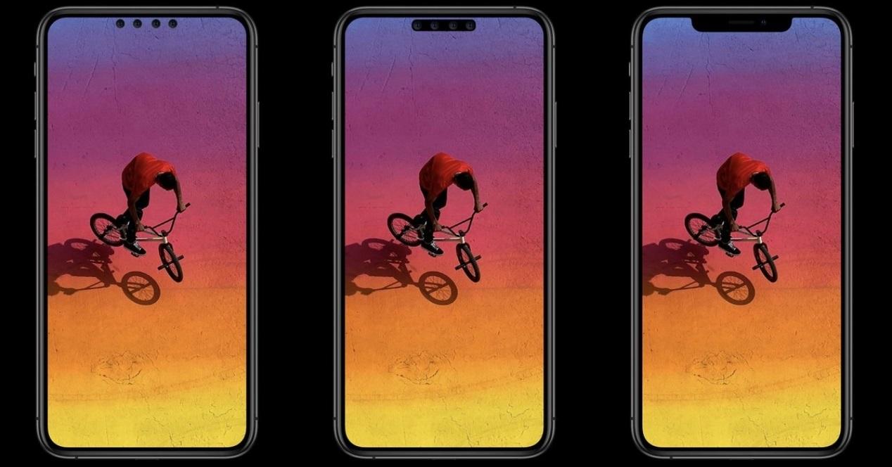 Iphone Con Agujero En Pantalla