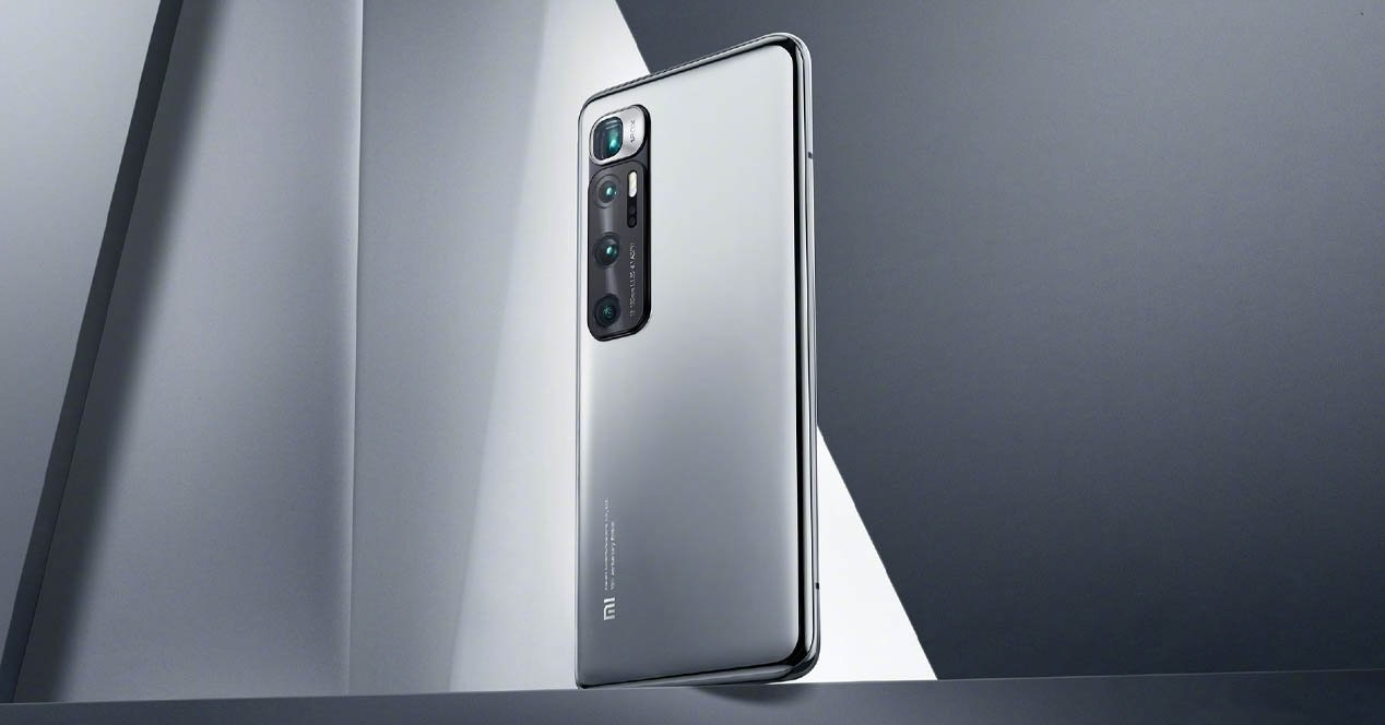 Mi 10 Ultra Gris Xiaomi