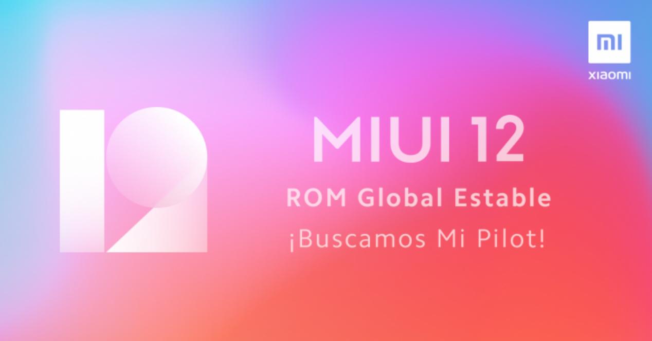 Miui 12 Global Rom Estable