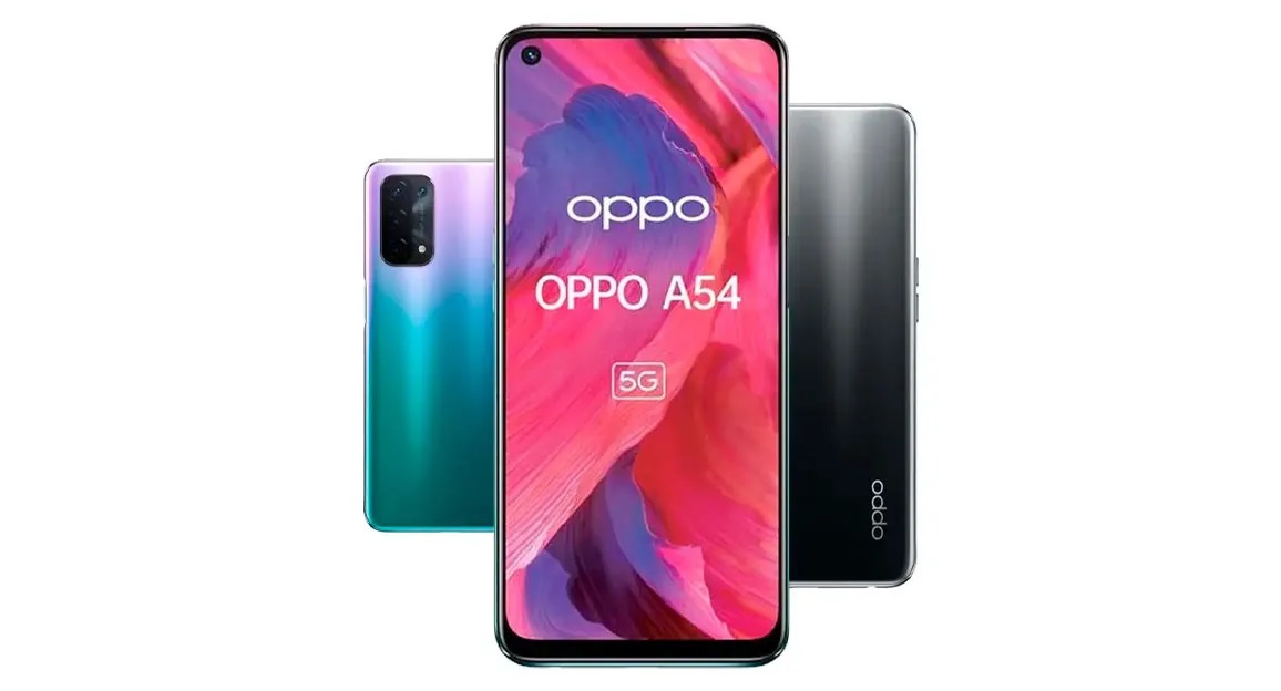Oppo A54 Colores