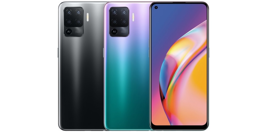 Oppo A94 Colores