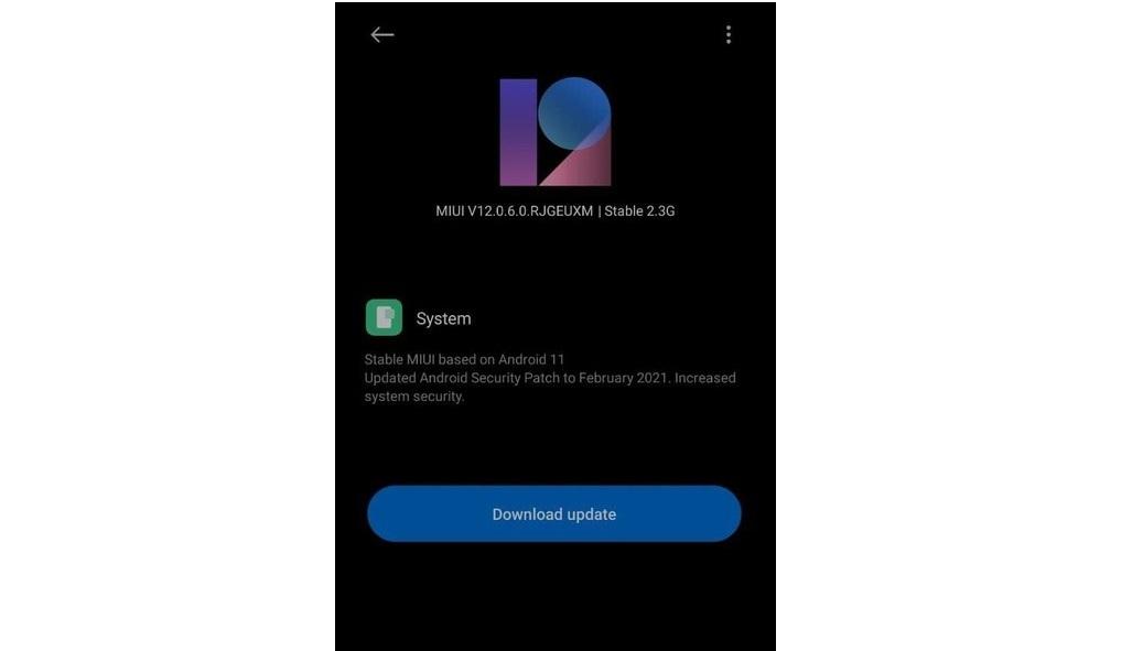 Poco X3 Nfc Android 11 Estable 1