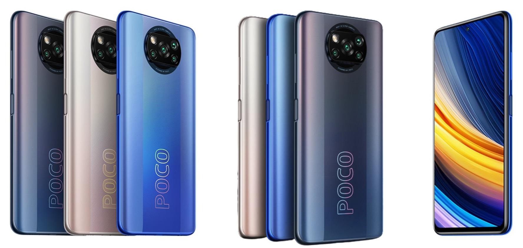 Poco X3 Pro Colores 1