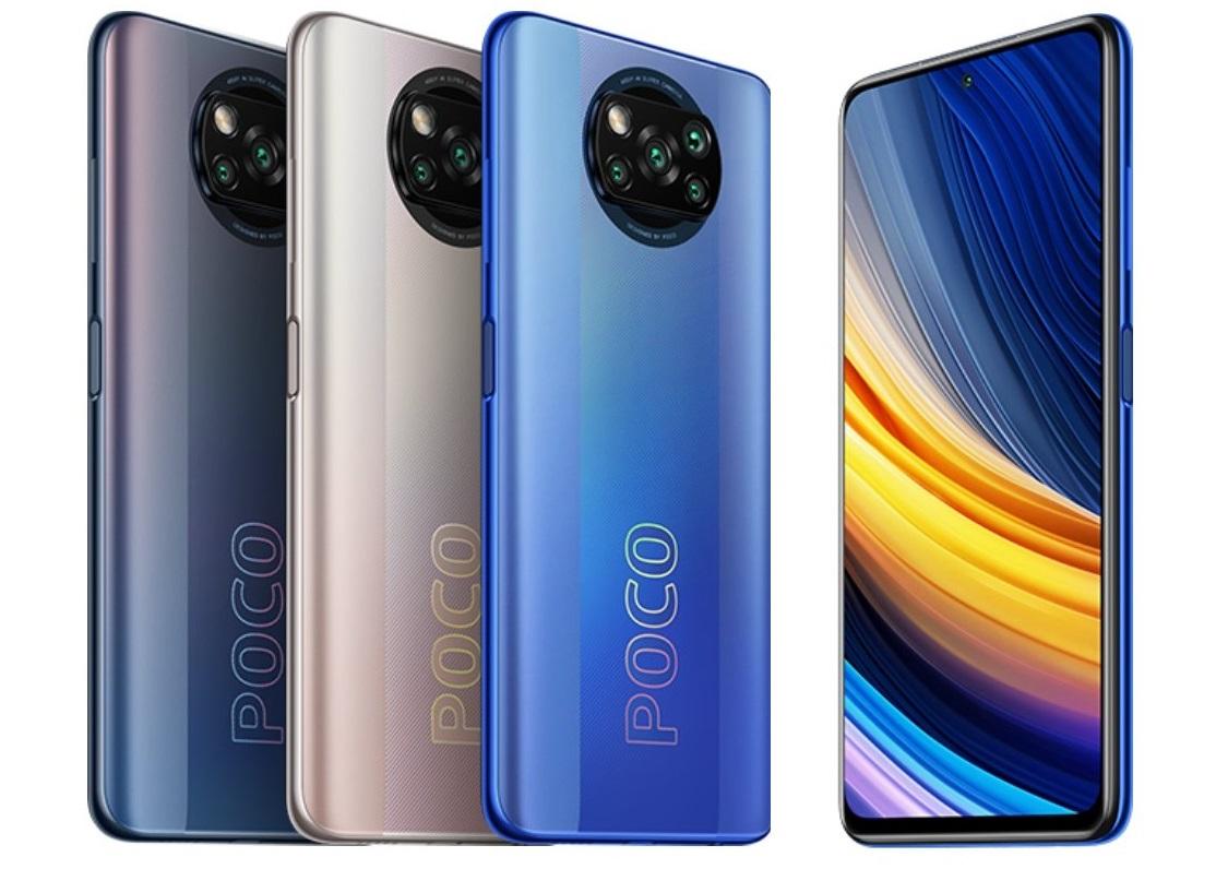 Poco X3 Pro Colores