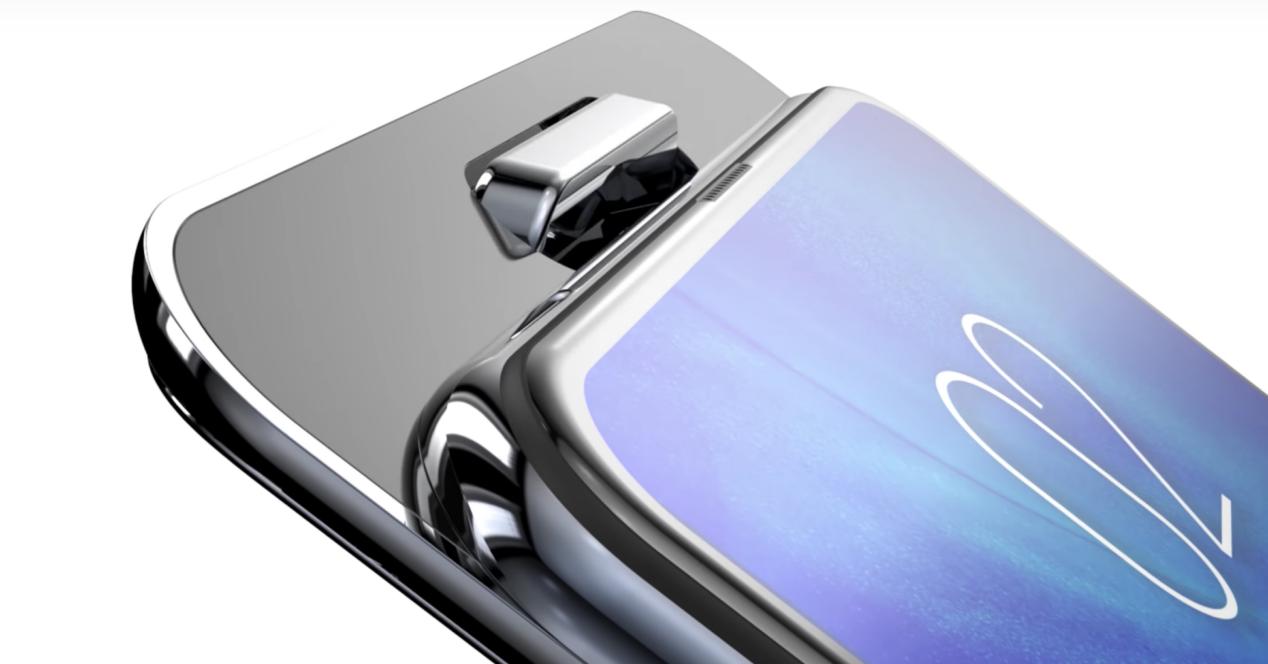 Samsung Galaxy Camara Concepto