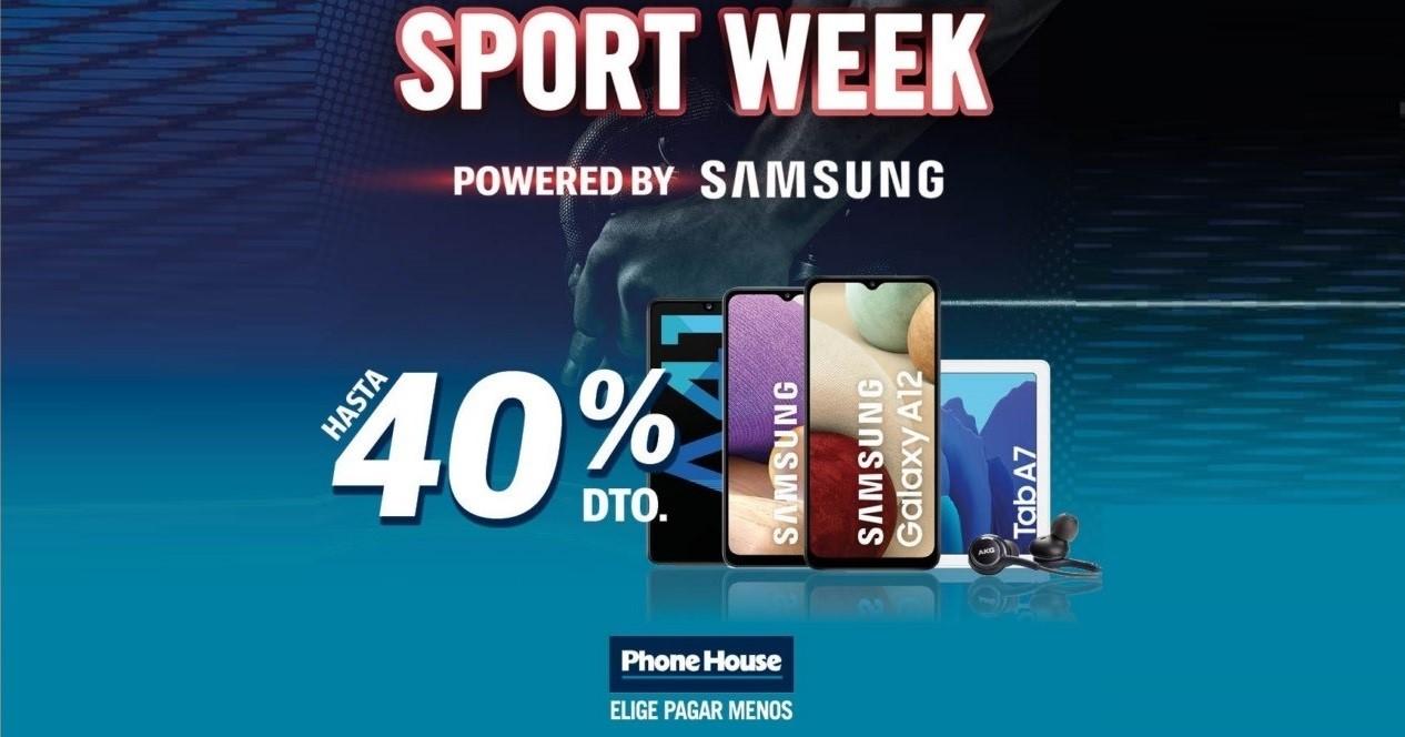 Sport Week Phone House