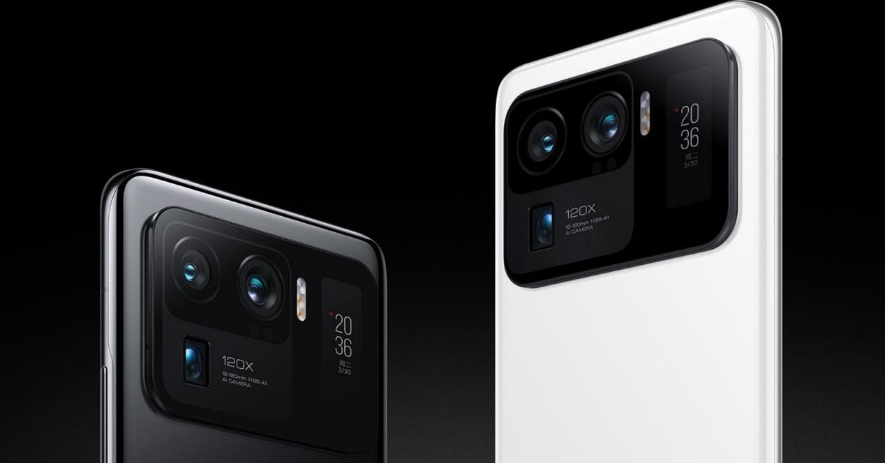 Xiaomi Mi 1 Ultra Colores
