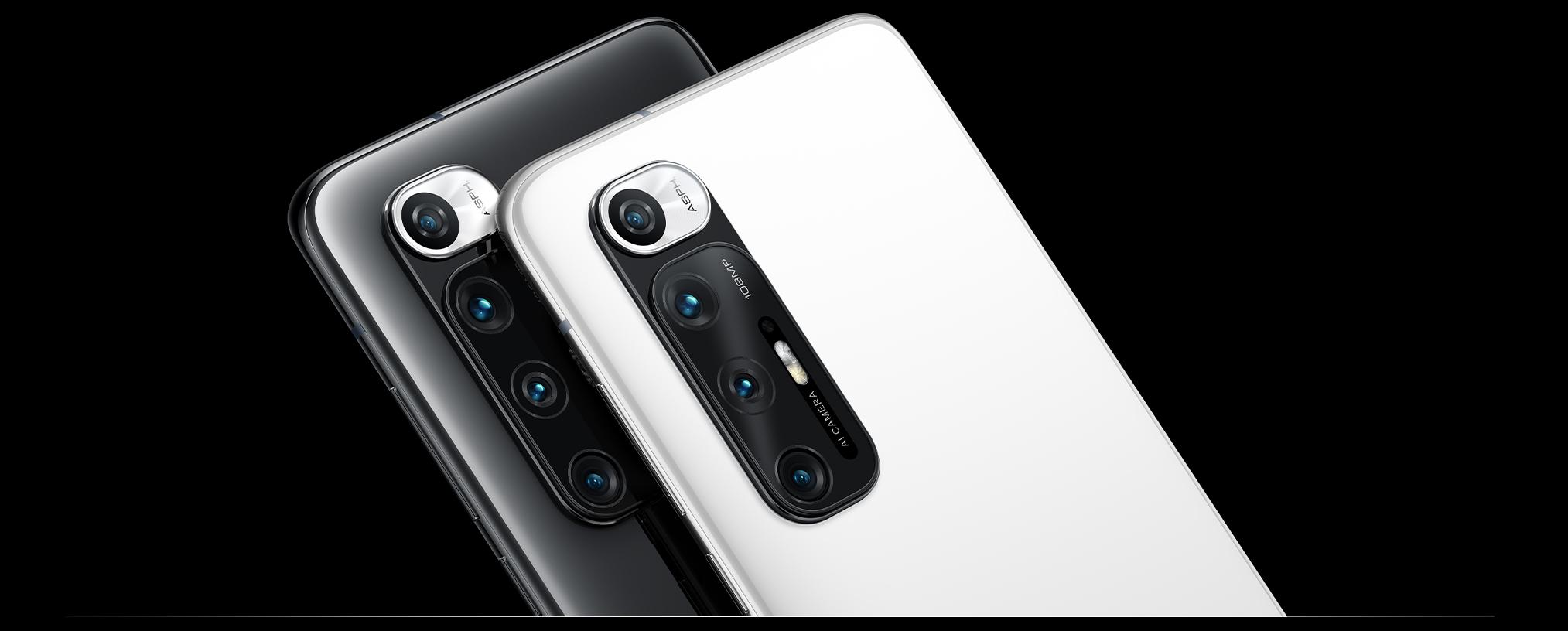 Xiaomi Mi 10s Camaras