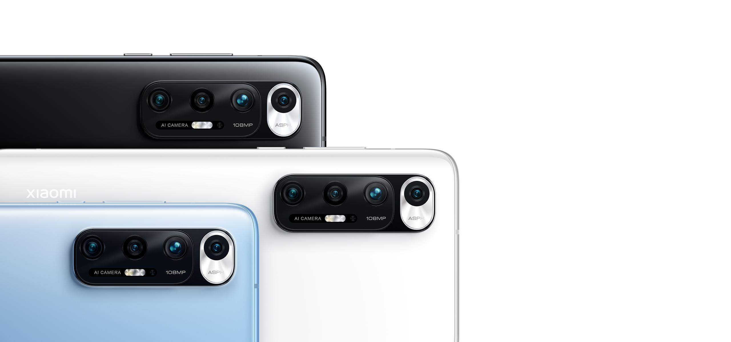 Xiaomi Mi 10s Colores