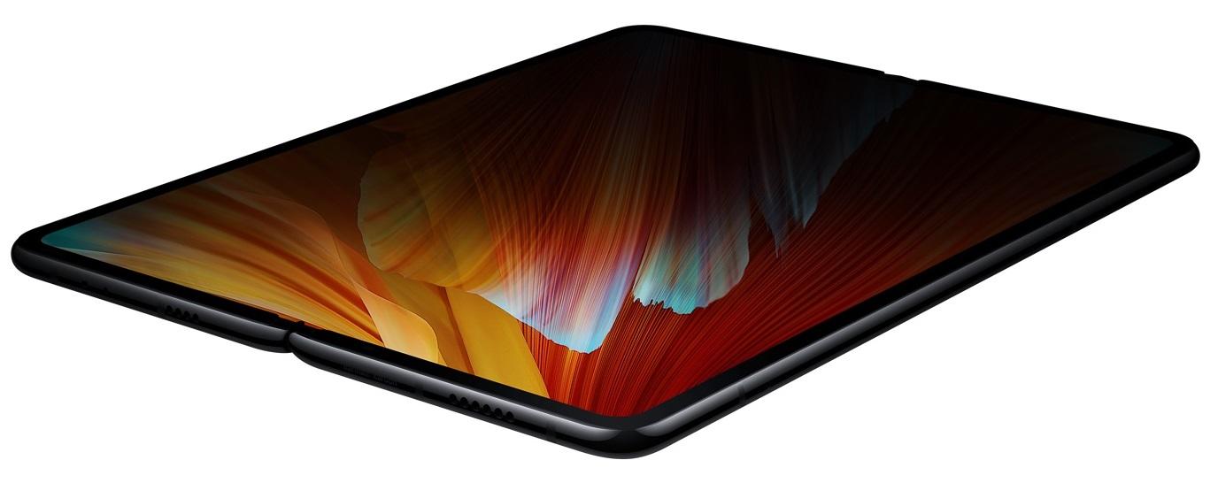Xiaomi Mi Mix Fold Desplegado