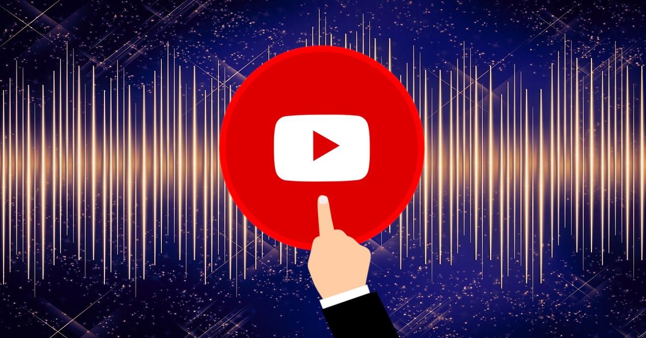 Youtube Logo Y Ondas