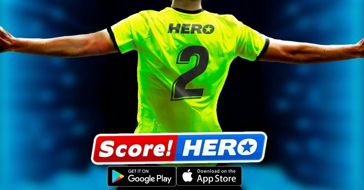 Score Hero 2 Portada