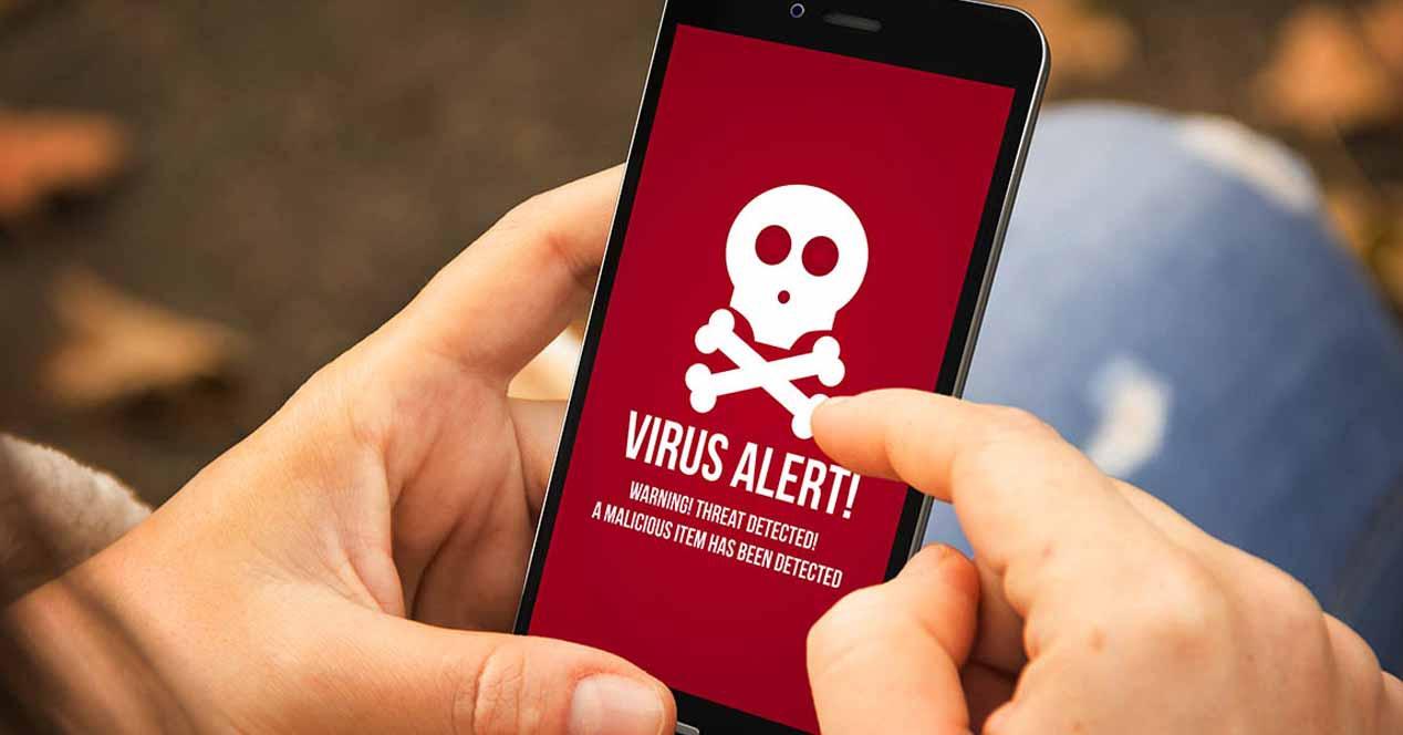 Alerta Virus Android