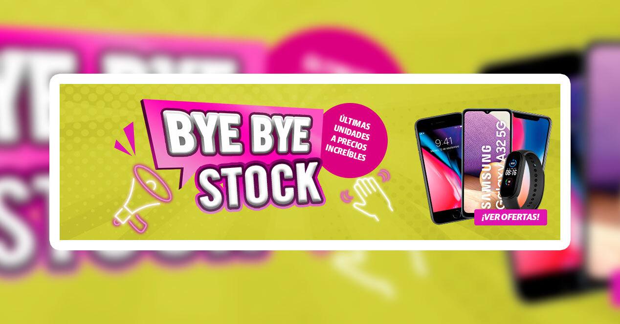 Apertura Bye Bye Stock