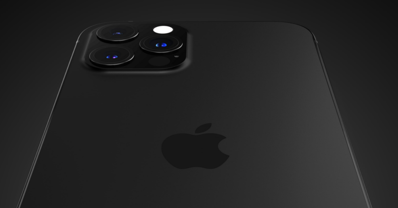 Iphone 13 Matte Black 01