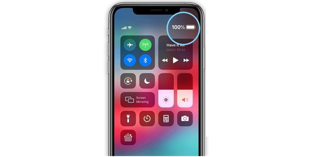 Iphone Xr Batería Porcentaje