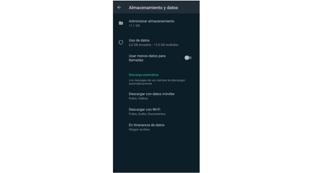 Menos Datos Para Llamadas En Whatsapp
