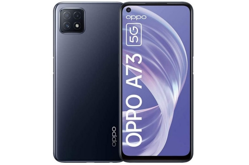Oppo A73 5g Gris
