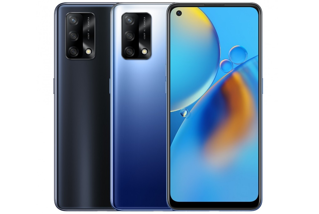 Oppo A74 5g Colores