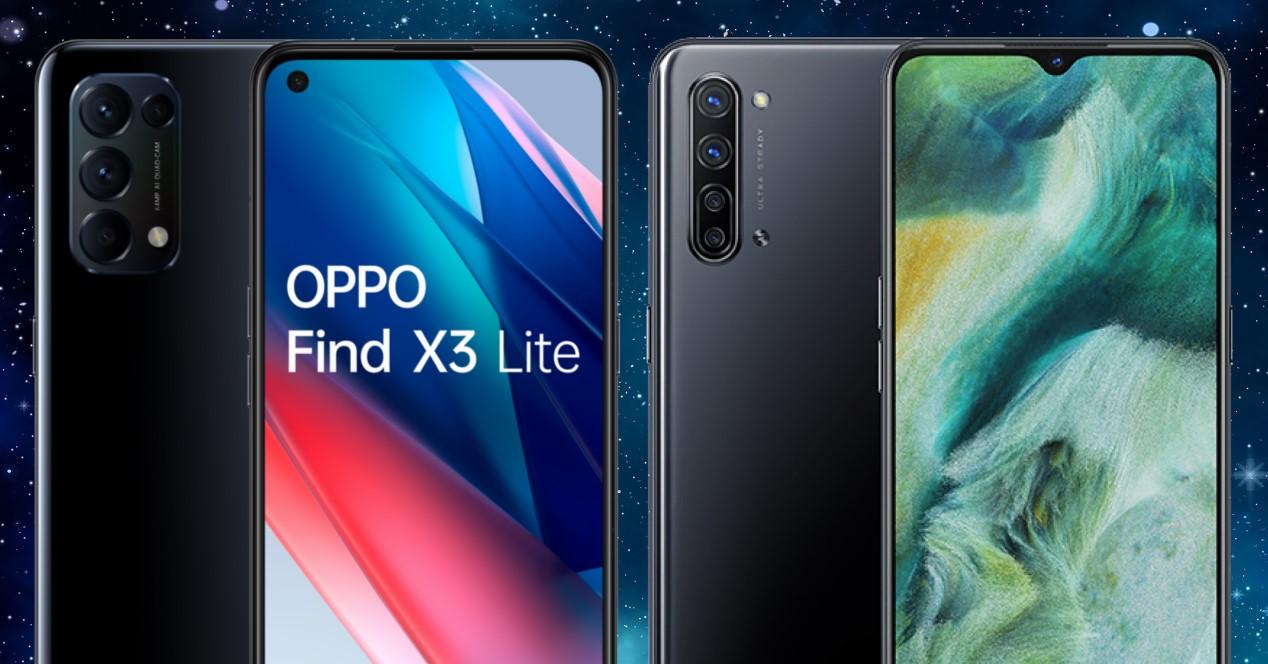 Oppo Find X3 Lite Vs Oppo Find X2 Lite
