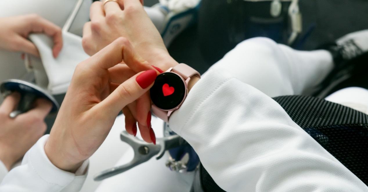 Smartwatch Moda