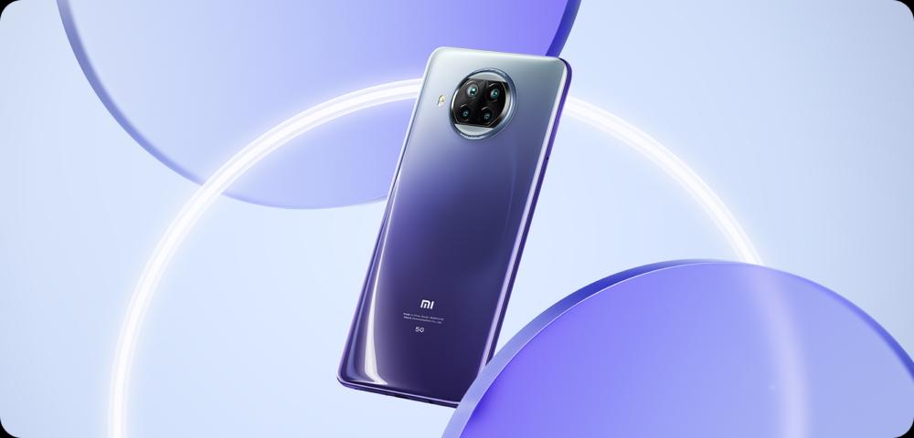 Xiaomi Mi 10t Lite Morado