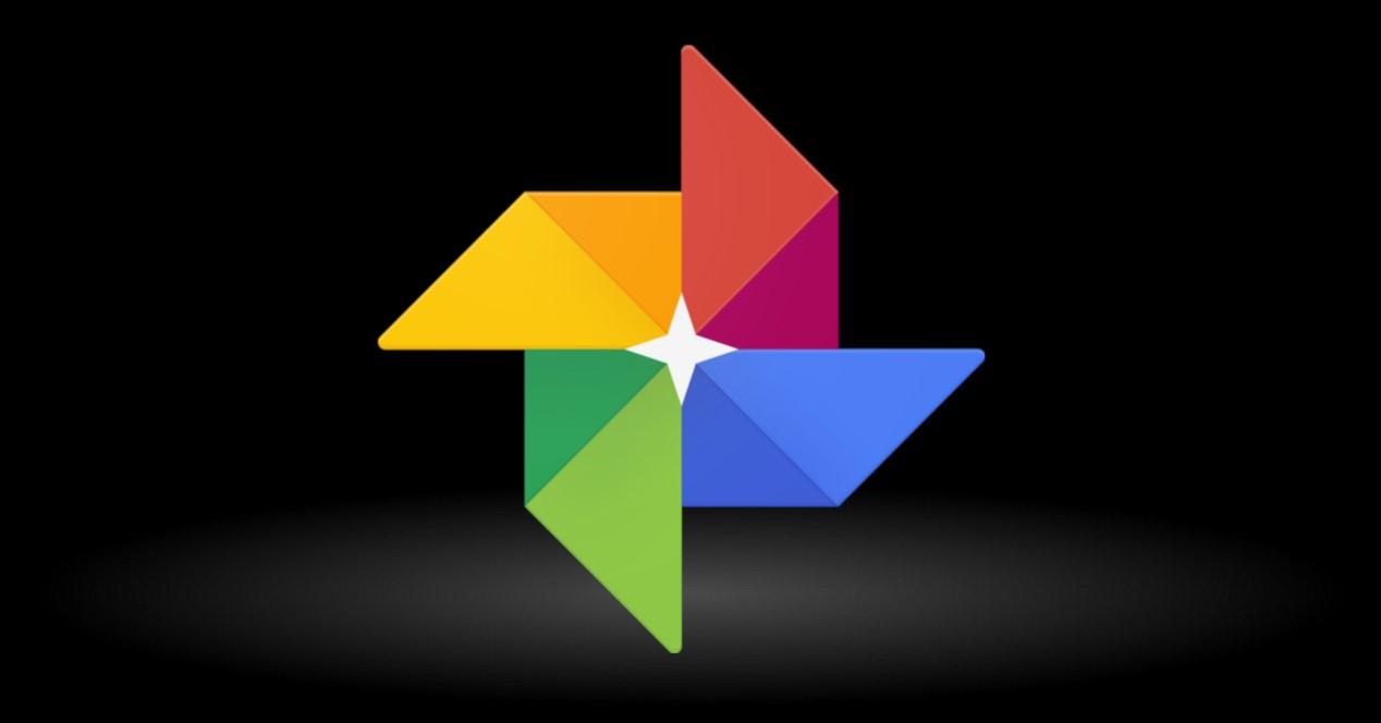 Google Fotos Modo Oscuro