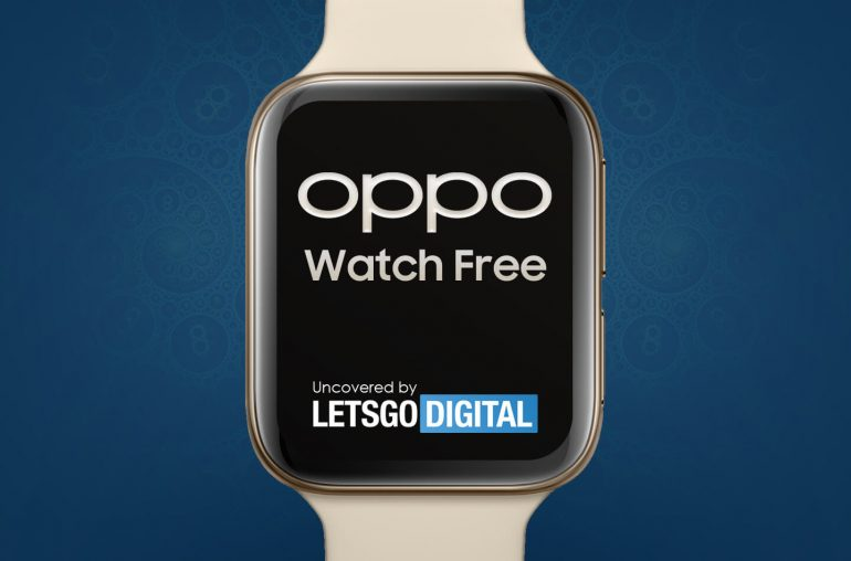 Oppo Watch Free Concepto